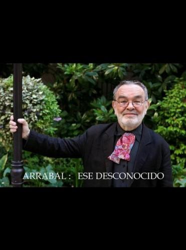 Arrabal: Ese desconocido. Naves del Matadero (24/10/2015)