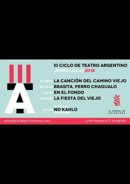 Un verano repleto de teatro argentino en el Umbral de Primavera