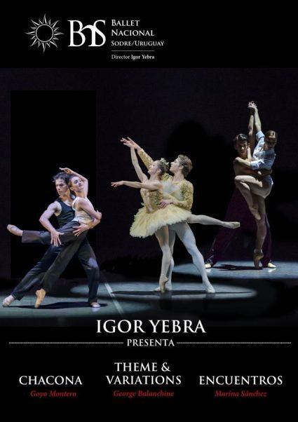Ballet Nacional Sodre/Uruguay en Teatros del Canal